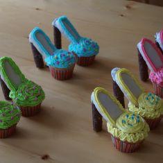 Catering: Stiletto Cupcakes