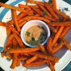 Sweet potato fries - feature