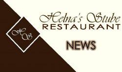 Helna's Stube News