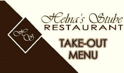 TAKE-OUT menu & MOTHER'S DAY specials